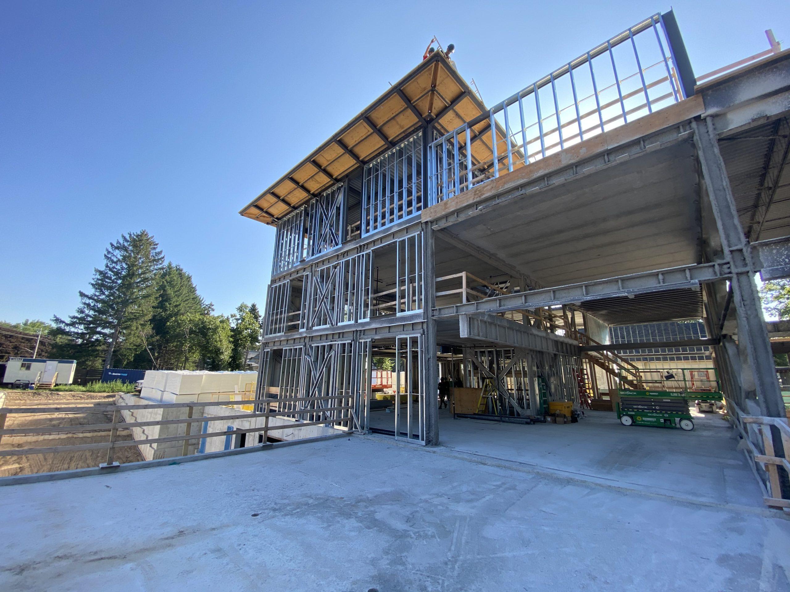 Steel Framing Home