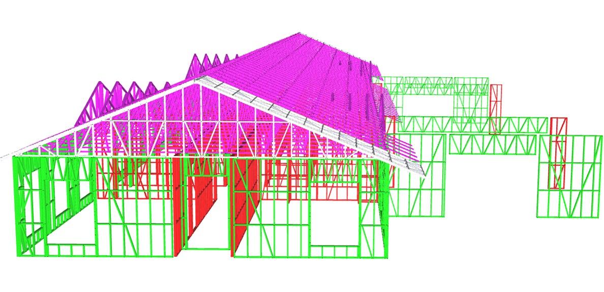 SBS Group design prefabricated steel panels