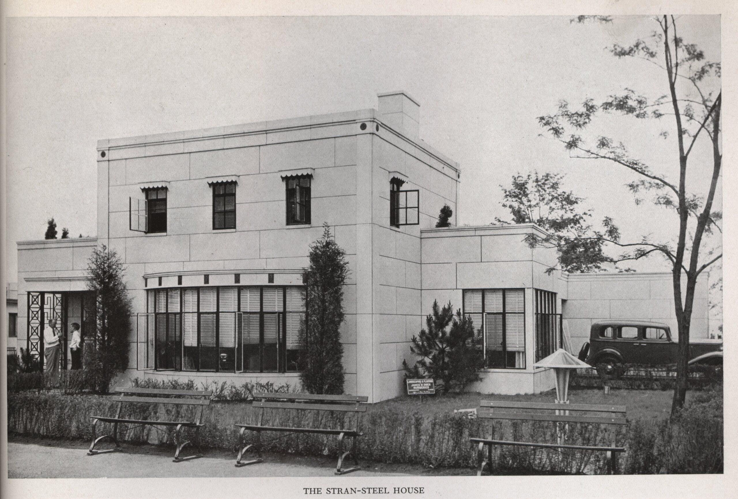 Stran Steel House