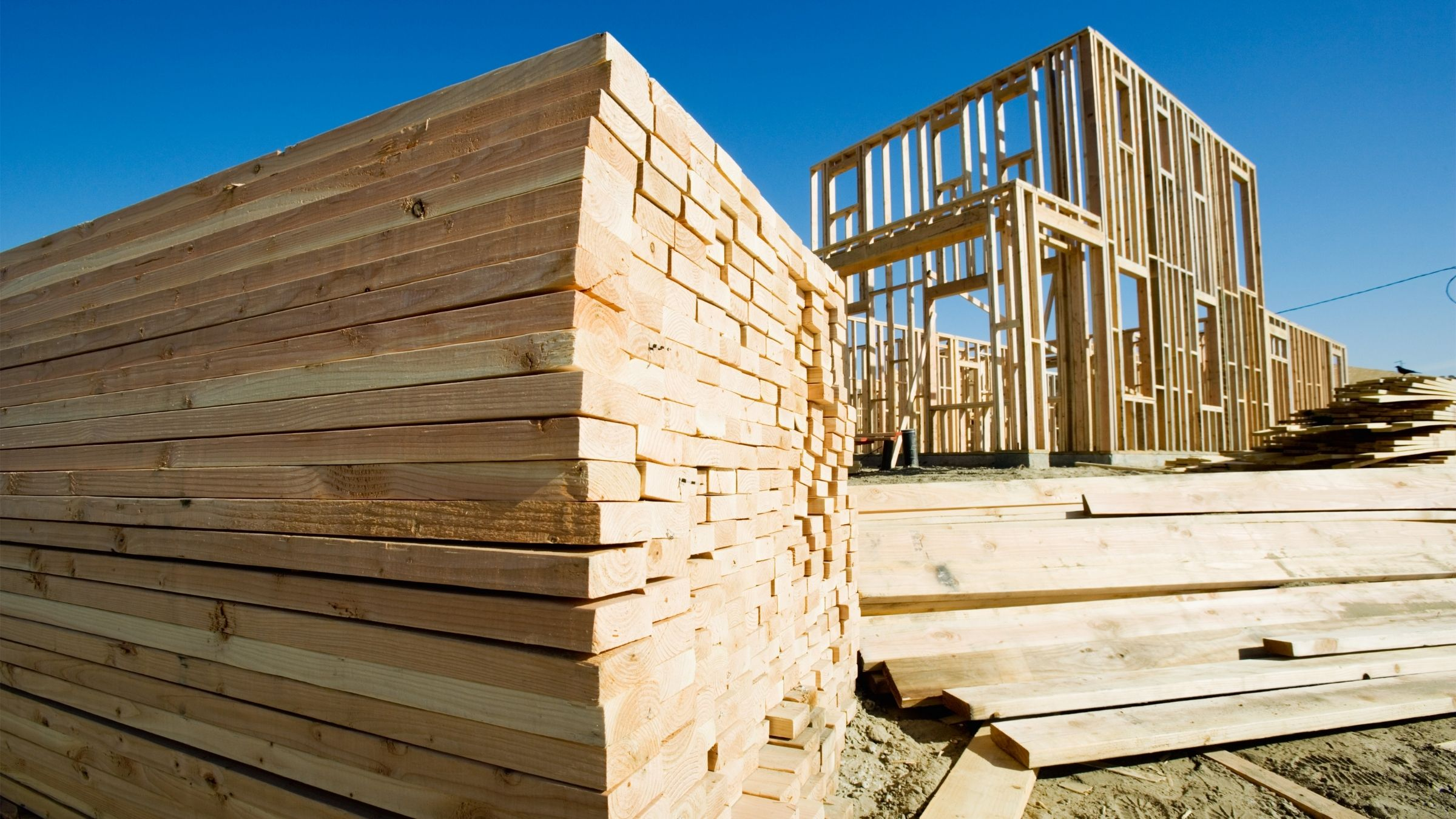 wood prices framing rise